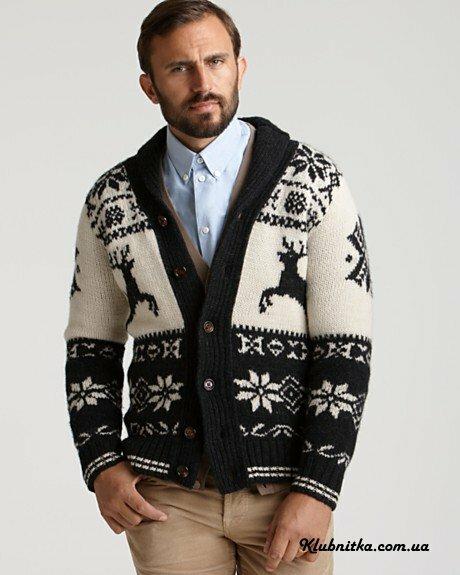 Ажурное вязание пуловеров